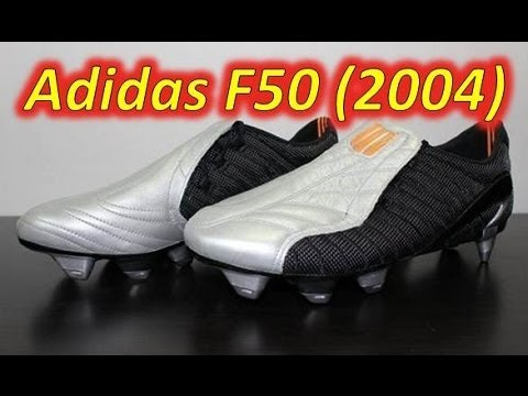 Adidas F50 (First F50 - 2004) - Retro Unboxing