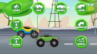 Fun kids car game / kids video 2018 kids tv