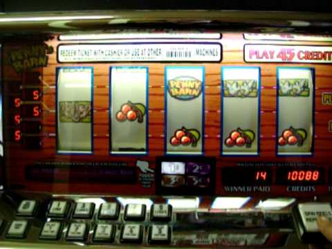 3 reel slot machines for sale