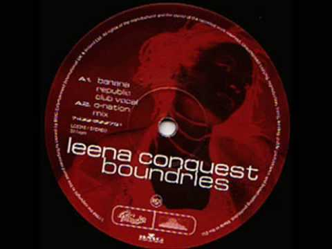 Boundaries (Banana Republic Club Vocal) - Leena Conquest - Parousia (Side A1)