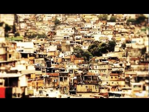Rocinha - the biggest favela in Brazil