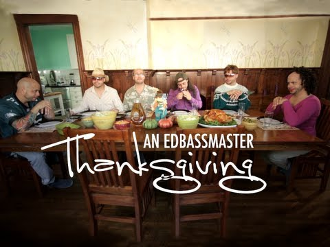 An Ed Bassmaster Thanksgiving