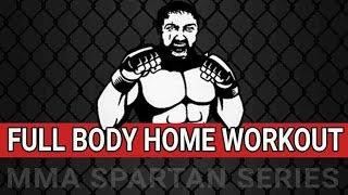 10 Minute Home Spartan Workout [Spartan Series EP01]