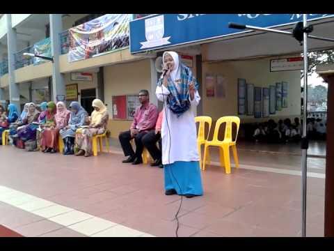 Syair Peringkat Daerah 2015 (irama Siti Zubaidah) video