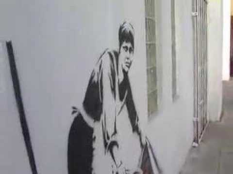 Lolla Lives-Shepard Fairey-Webisode 2-Banksy