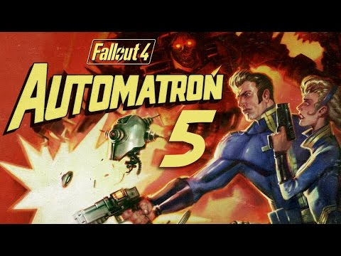 FALLOUT 4 (AUTOMATRON) : Ep 5 - Tesla is the New Black