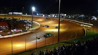 Thunderbomber feature at Cherokee Speedway 4/13/19