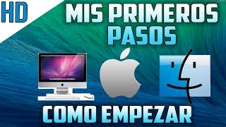 Como empezar en Mac| Conociendo Apple Mac| Como usa una mac