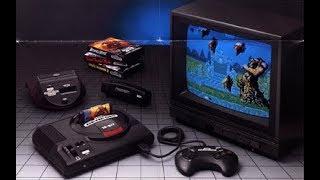 "🔴 Live Jogos ""Pra Época"" Sega Mega Drive 🎮"