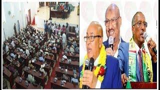 Deg Deg Golaha Guurtida Somaliland Oo Iskugu Yeedhay Sadexda Xisbi Qaran U Jeedada Kulanka