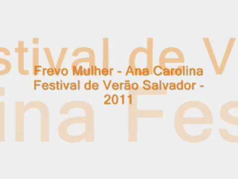 Ana Carolina - Frevo Mulher
