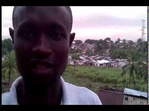 Citizen report from Freetown, Sierra Leone and how Ebola affects them