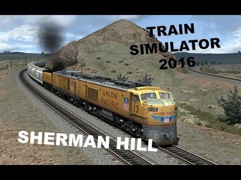 TS 2016: Gas Turbine over Sherman Hill Part 1