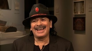 Santana remembers Mandela as a supreme warrior