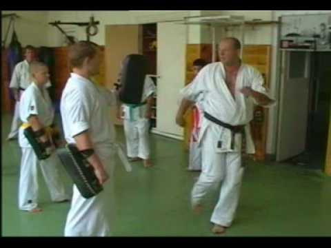 kamakura normal kyokushin training Image 1
