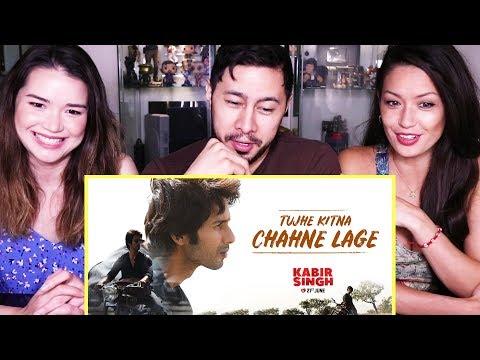 Download Lagu  TUJHE KITNA CHAHNE LAGE SONG   KABIR SINGH   Mithoon ft. Arijit Singh   Shahid Kapoor   Reaction! Mp3 Free
