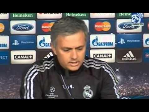 Jose Mourinho humilla al periodista Fernando Burgos