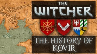 Witcher The History Of Kovir - Witcher Lore - Witcher Mythology - Witcher 3 Lore