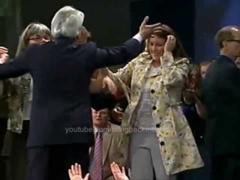 Benny Hinn - Fire Falling In Louisville video