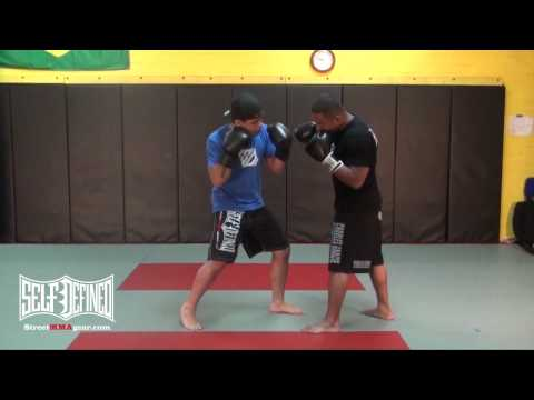 Right Upper Cut - Beginners MMA Moves - Muay Thai Striking Technique Image 1