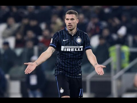 Lukas Podolski vs Juventus(06/01/2015)14-15 HD 720P by轩旗