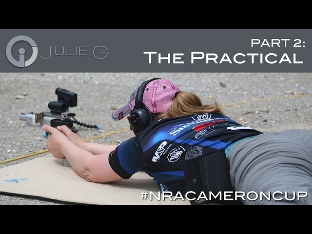 Gone SHOOTing: Julie Golob at NRA Cameron Cup: The Practical | JulieG.TV