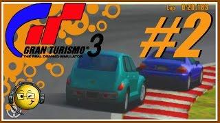 Let's Play Gran Turismo 3: Aspec Part 2: Sunday Cup (Chrysler PT Cruiser)