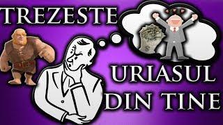 LECTII DE VIATA - TREZESTE URIASUL DIN TINE - RECENZIE CARTE | IN ROMANA | DEZVOLTARE PERSONALA