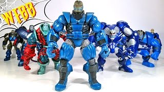 APOCALYPSE Action Figure Evolution Part 1