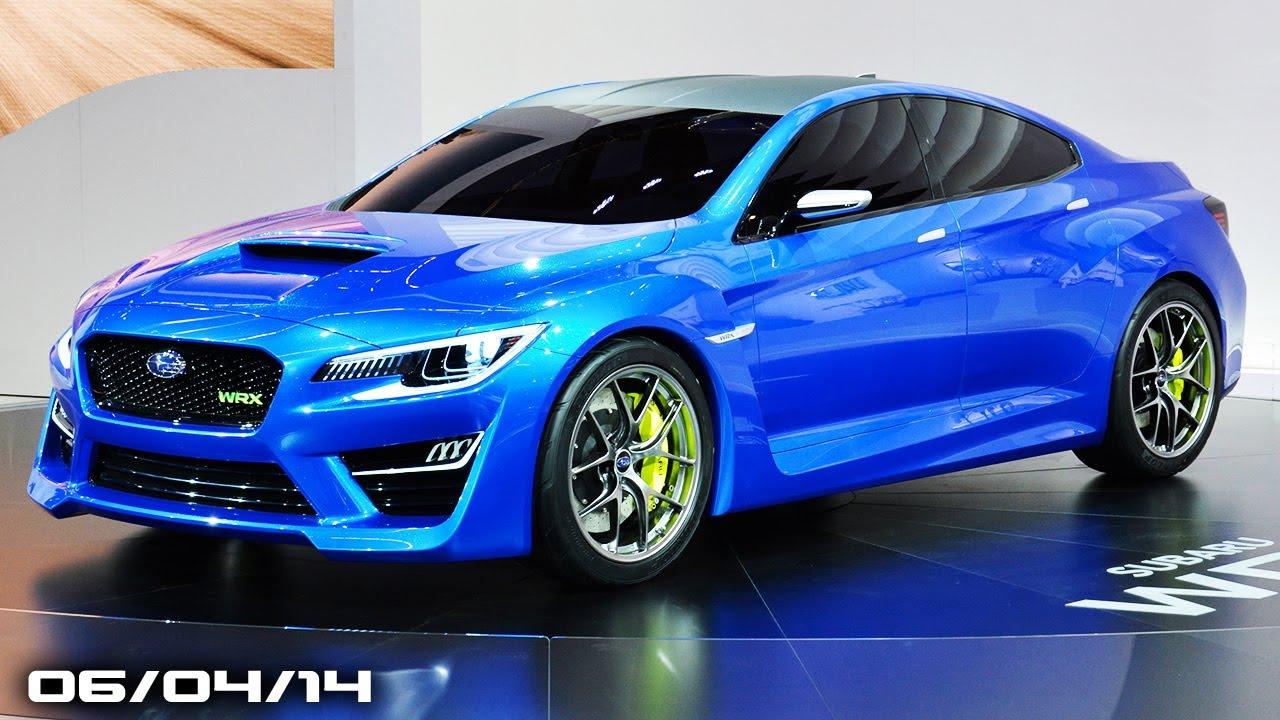 2016 Subaru WRX, Lighter Ford Fusion, New Scion Sedan - Fast Lane Daily - YouTube