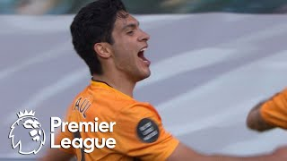 Raul Jimenez powers Wolves into the lead v. Bournemouth | Premier League | NBC Sports