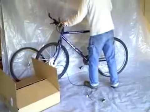 Easy DIY 3-Minute Fastest Electric Bike Conversion Kit