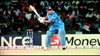 MS Dhoni: India vs Australia '13