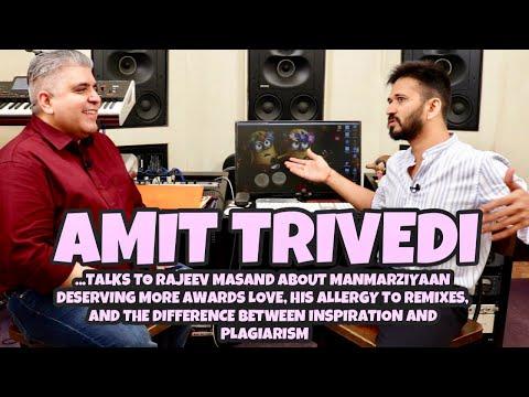 Download Lagu  Amit Trivedi interview with Rajeev Masand I Awards I Remixes I Plagiarism Mp3 Free