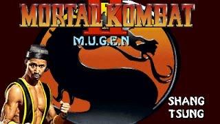 Mortal Kombat II (MUGEN) - Shang Tsung Playthrough