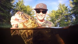 Fishing in Canada with the Worlds Best Bass Fisherman! - Ranked #1 (Scott and Roland Martin)