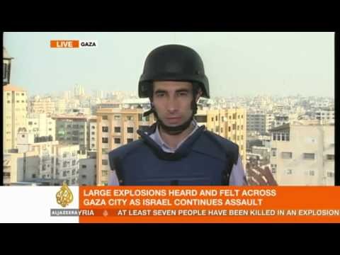 Al Jazeera's Nadim Baba reports from Gaza City