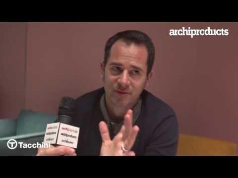 TACCHINI | GORDON GUILLAUMIER - I Saloni 2013