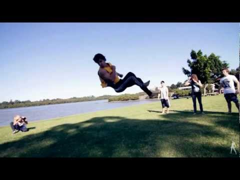 Sydney TRICKING Gathering 2012 | TRICK TIL DUSK HD