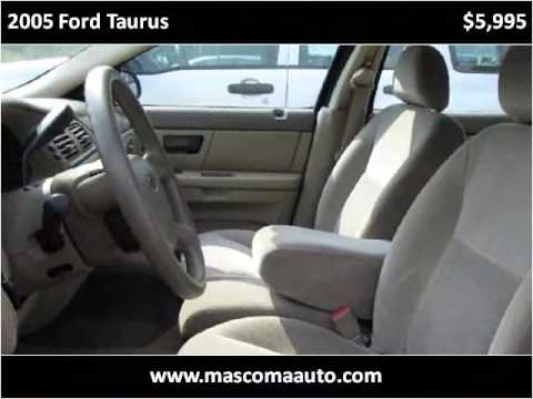 2005 Ford Taurus Used Cars Canaan NH