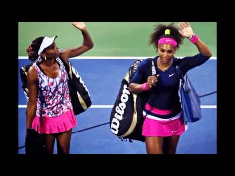 US Open: Williams Sisters Win, Federer Is Delayed By Rain