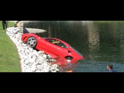 Ferrari Sacrificed to Save Boy's Life
