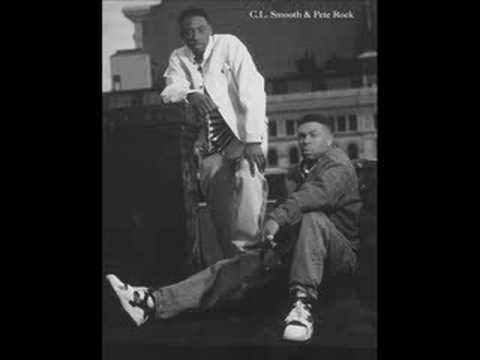 Pete Rock And Cl Smooth - Its A Love Thing