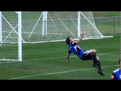Alessandro Del Piero finish - @SydneyFC v @Socceroos