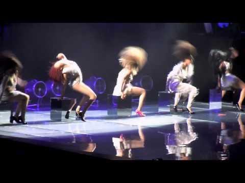 Beyonce Live! - Dance For You