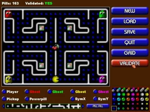 Download Deluxe Pacman 2 - Level Editor (final)