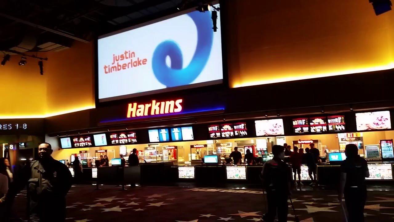 Harkins theaters movie listings