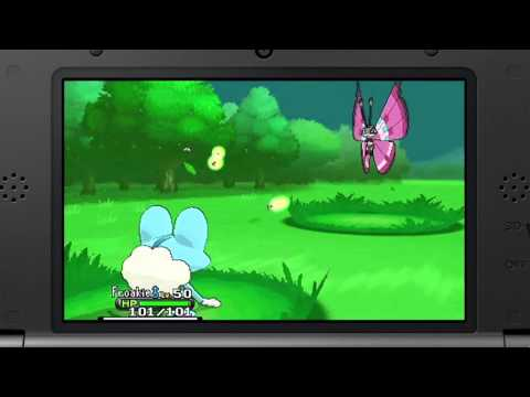 The New Features of Pokemon X & Y