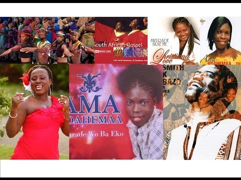 South African And Ghanaian Gospel video