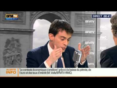"""Manuel Valls : """"Ma plus grande fierté est d'avoir tenu le choc !"""""""